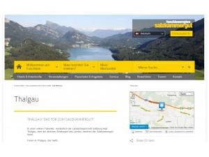 Tourismusverband Thalgau