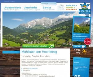 Tourismusverband Mühlbach am Hochkönig