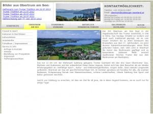 Tourismusverband Obertrum am See