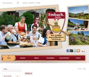 Tourismusverband Lend-Embach
