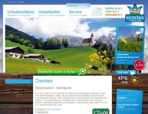 Tourismusverband Dienten