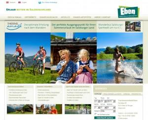 Tourismusverband Eben im Pongau