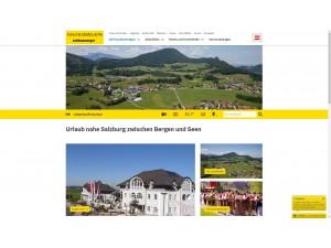 Tourismusbüro Koppl - Fuschlsee - Salzkammergut