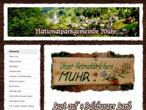 Tourismusverband Muhr im Lungau