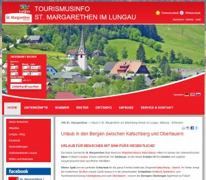 Tourismusverband St. Margarethen im Lungau