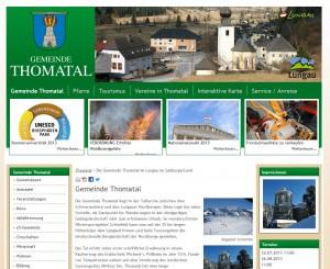 Tourismusverband Thomatal/Schönfeld im Lungau