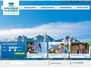 Ellmau Informationsbüro - Wilder Kaiser