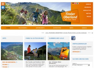 Pfunds Tourismusinformation - Tiroler Oberland