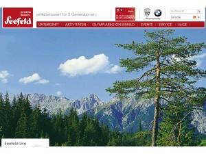Scharnitz Informationsbüro - Olympiaregion Seefeld