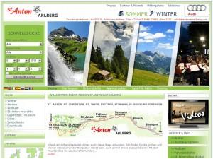 Pettneu  Tourismusinformation - St. Anton am Arlberg