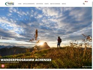 Tourismus Informationsbüro Pertisau - Achensee
