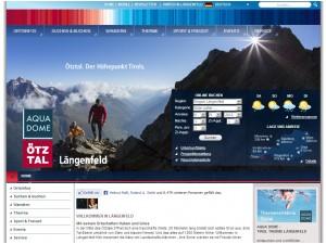 Längefeld Informationsbüro - Urlaubsregion Ötztal