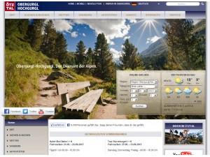 Obergurgl - Hochgurgl Informationsbüro - Urlaubsregion Ötztal