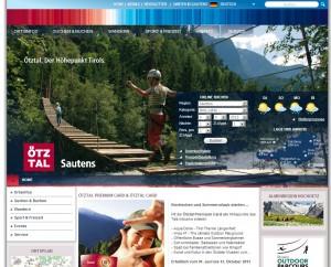 Sautens Informationsbüro - Urlaubsregion Ötztal