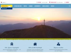 Tourismusbüro & Tourismus Information Alpbach - Alpbachtal & Tiroler Seenland
