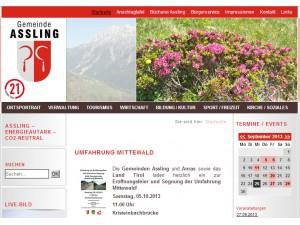 Tourismusinformation Assling in Osttirol