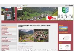 Tourismusinformation Innervillgraten