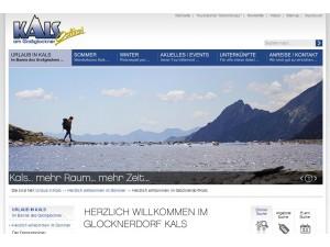 Tourismusinformation Kals am Großglockner - Nationalparkregion - Osttirol