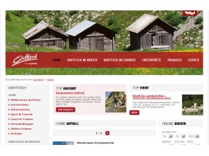 Tourismusinformation Kartitsch - Hochpustertal - Osttirol