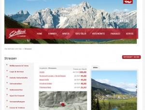 Tourismusinformation Strassen - Hochpustertal