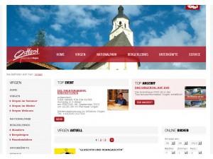 Virgen Tourismusinformation - Nationalparkregion - Osttirol