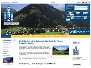 Lermoos Tourismusbüro - Tiroler Zugspitz Arena