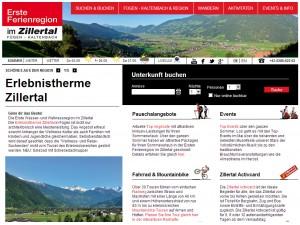 Infobüro Kaltenbach - Erste Ferienregion im Zillertal