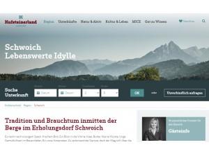 Schwoich - Ferienland Kufstein