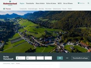 Thiersee - Ferienland Kufstein