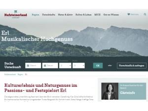 Erl - das Passionsspieldorf - Ferienland Kufstein