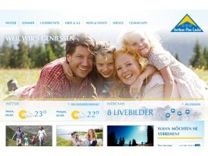 Infobüro Fiss - Urlaubsregion Serfaus-Fiss-Ladis