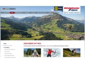 Ortsbüro Kirchberg in Tirol - Kitzbüheler Alpen-Brixental