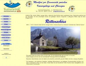 Tourismusverband Rettenschöss