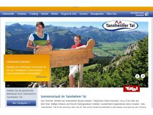 Nesselwängle-Haller-Rauth-Gaicht Tourismusinformation - Tannheimer Tal