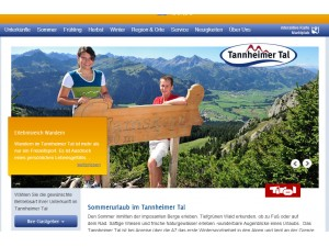 Tannheim Tourismusinformation - Tannheimer Tal