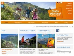 Prutz Tourismusinformation - Tiroler Oberland