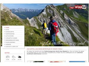 Schmirn Tourismusinformation- Ferienregion Wipptal
