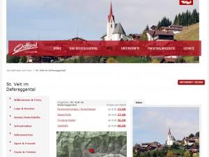 St. Veit in Defereggen - Urlaubsparadies Osttirol