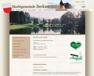 Tourismusinfo der Marktgemeinde Seckau
