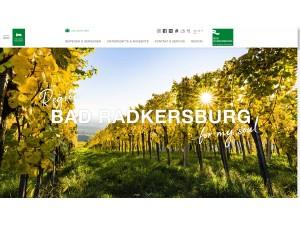 Tourismusverband Bad Radkersburg & Radkersburg Umgebung
