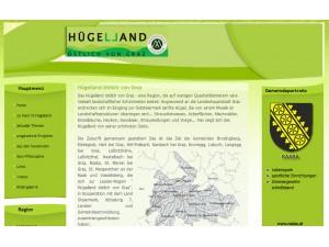 Urlaubsregion Hügelland östlich von Graz
