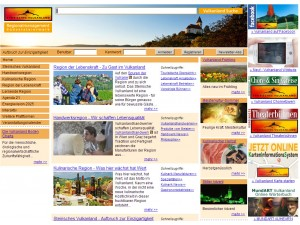 Steirisches Vulkanland - Urlaubsregion
