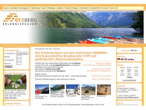 Erlebnisregion Erzberg - Tourismusverband