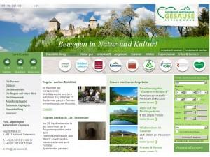 Alpenregion Nationalpark Gesäuse - Tourismusverband