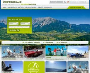Tourismusverband Gröbminger Land