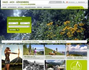 Tourismusregion Haus im Ennstal - Aich - Gössenberg