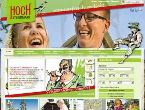 Urlaubsregion Hochsteiermark - Tourismusverband