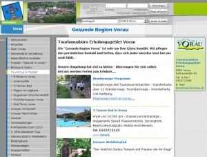 Tourismusbüro Erholungsgebiet Vorau
