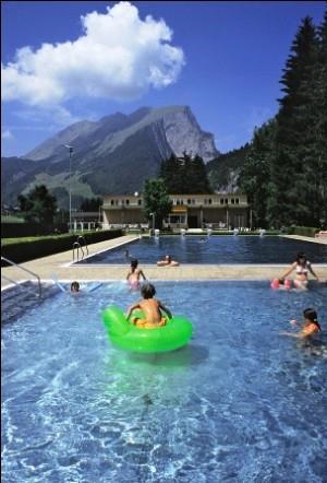 Freibad Au - Schwimmbad der Gemeinde Au