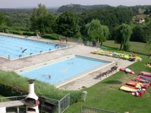 Schwimmbad - Bergbad Retznei